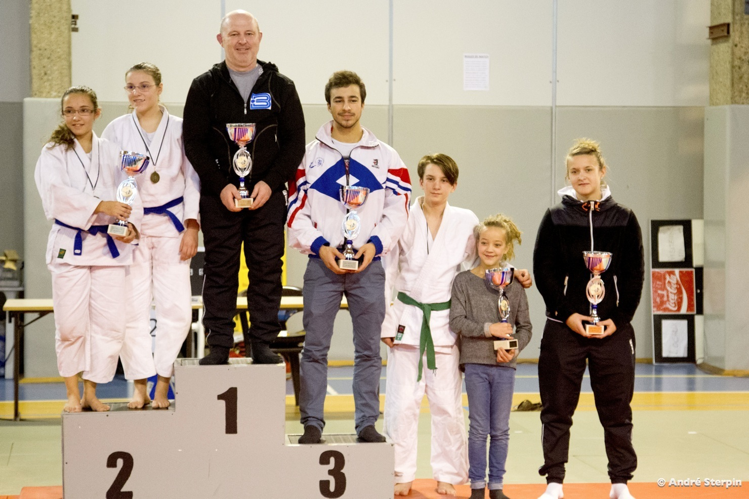 club judo woluwe saint pierre