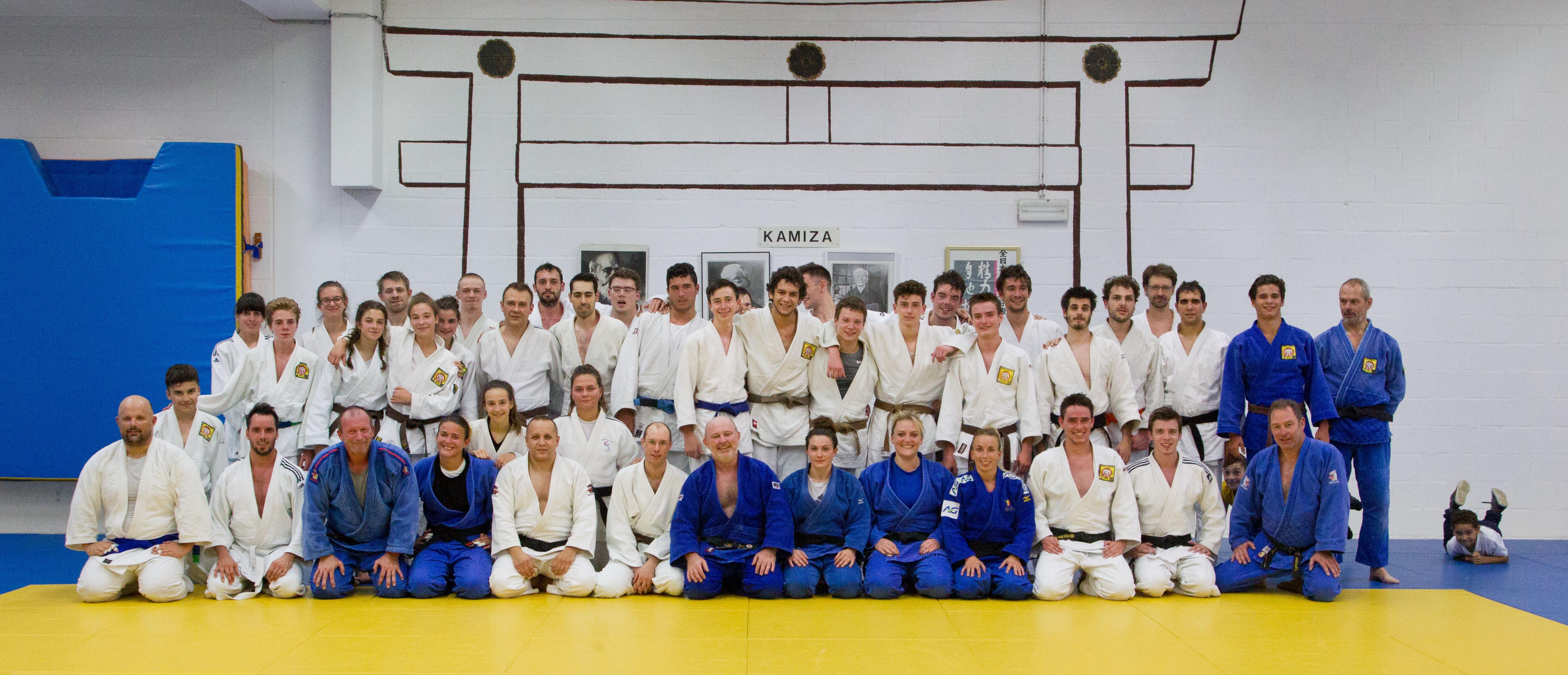 club de judo bruxelles